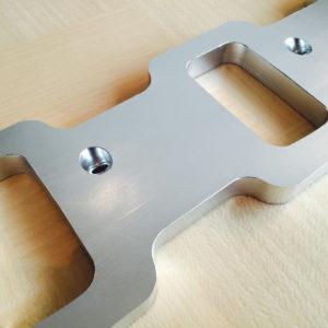 LS7 Aluminium Intake flanges