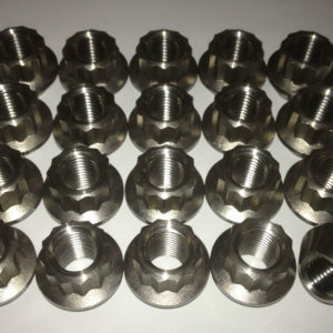 1/2-20 Conical Lugnuts