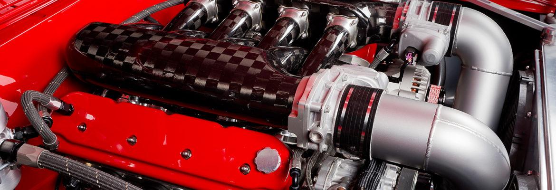 440cid 780HP Pro Touring '69 Camaro
